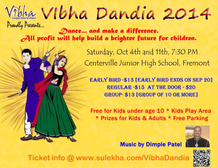 Vibha Dandiya 2014