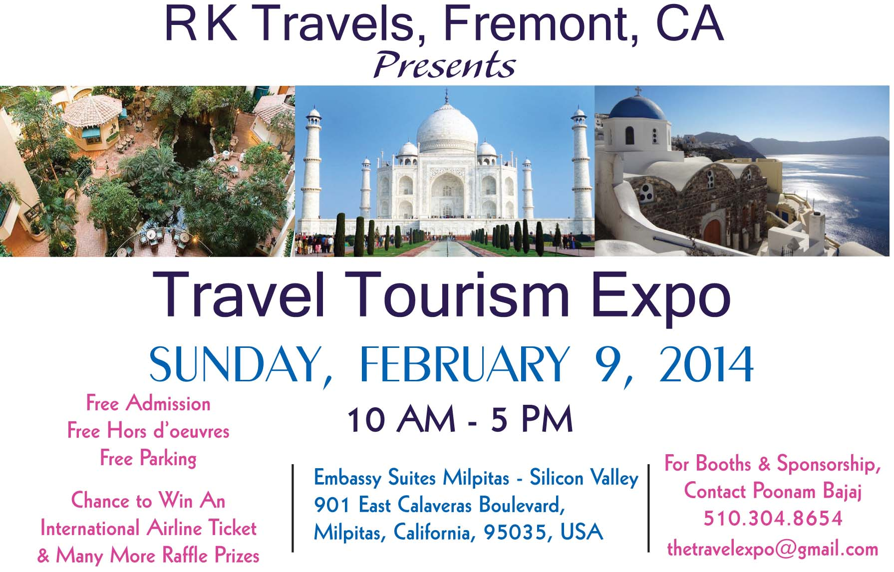 Travel & Tourism Expo