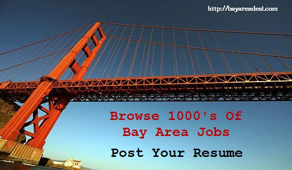 San Francisco Bay Area Jobs