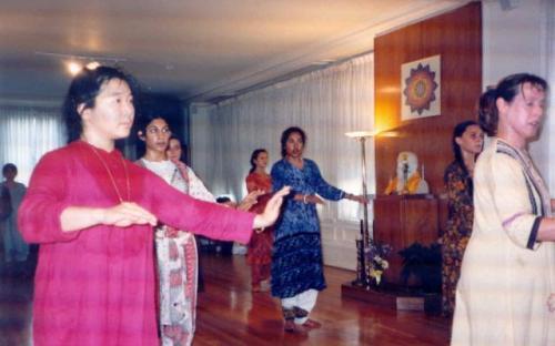 Kathak Dance Class 1998.jpg