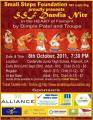 SSF Dandia Nite 2011 in Fremont – Small step towards a brighter future