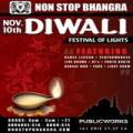 Non Stop Bhangra Celebrates Diwali--Saturday, November 10th! The Last NSB For 20