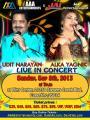 Alka Yagnik & Udit Narayan live in Concert