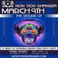 Non Stop Bhangra 90--Delhi to Dublin Returns! An Early St. Patty's Day Bhangra B