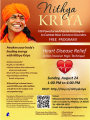 HEART DISEASE RELIEF - NITHYA KRIYA