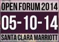 OPEN Forum '14