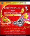 Spandana Laser Dandiya and Bollywood Night