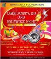 Spandana Laser Dandiya and Bollywood Night