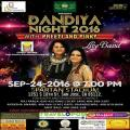 Dandiya for a Cause with Preeti and Pinky Live Band