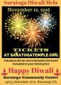 Saratoga Diwali 2016