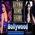 Bollywood Fever Retro Remix Night