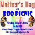 Mothers Day Celebration with BBQ Picnic