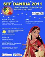 SEF Dandia 2011 Extravaganza!!!
