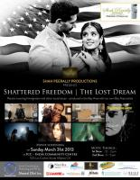 """Premier of the Movie """"Shattered Freedom"""" - Free Event"""