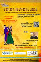 Vibha Dandia 2014 - October 11th