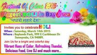 Festival of Colors 2015 in Sunnyvale